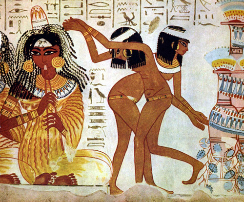 7. Musicians_and_dancers_on_fresco_at_Tomb_of_Nebamun (1)